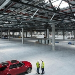 Jaguar Land Rover opens new Slovakian plant