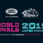 Land Rover 4x4 in Schools World Finals